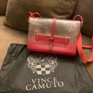 Vince Camuto jelly bag